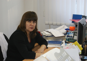 Огурцова Любовь Владимировна